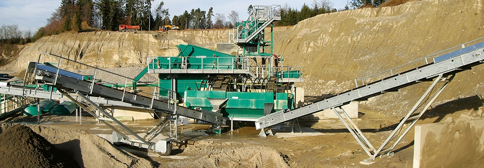 Gravel and Sand Industry